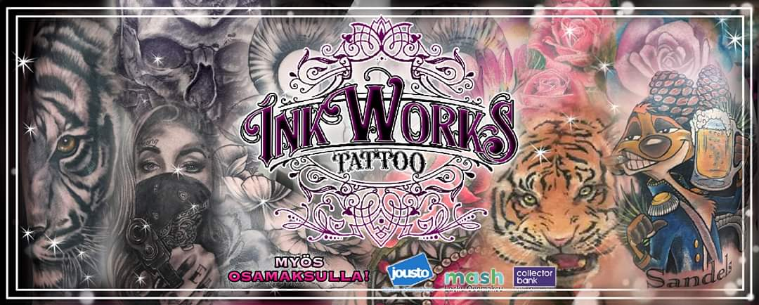 Inkworks Tattoo Oy